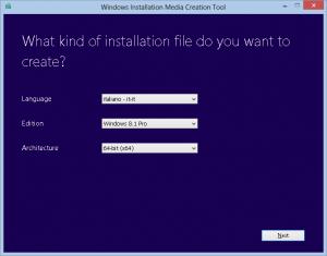 Windows-Installation-Media-Creation-Tool