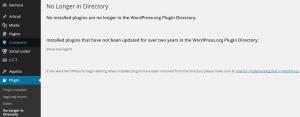 No Longer in Directory2