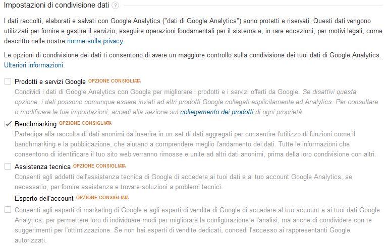 google-analytics-anonimizzato