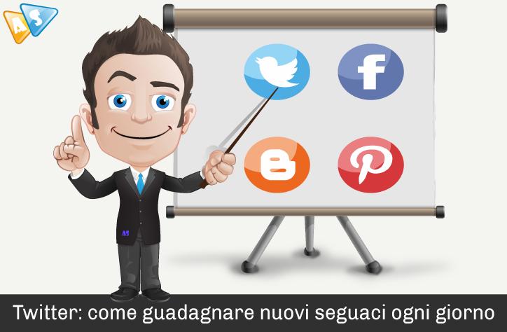 Twitter-Seguaci
