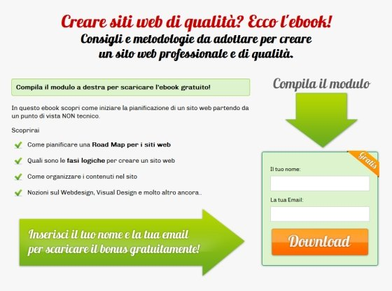 Landing page con autoresponder integrato: la guida definitiva