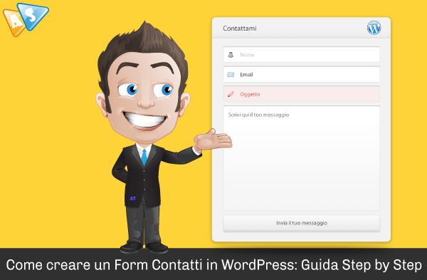 Form Contatti WordPress