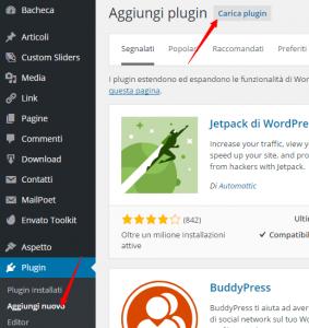 Plugin-WordPress-carica