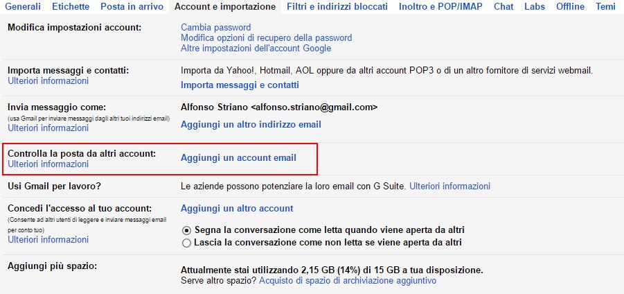 Come creare un indirizzo email professionale guida facile - Creare finestra popup ...